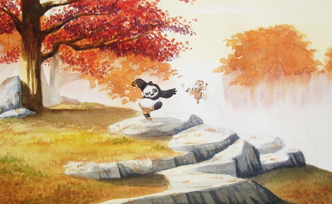 kung fu panda movie free  3gp