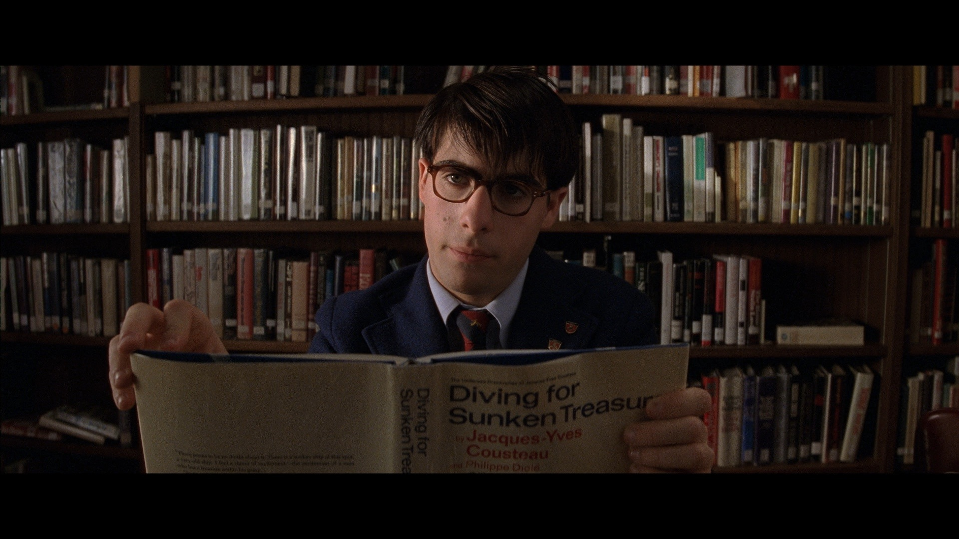 rushmore wes anderson essay Color theory and social structure in the films of wes anderson by vaughn vreeland — 35 keywords: color theory, production design, wes anderson, media effects.