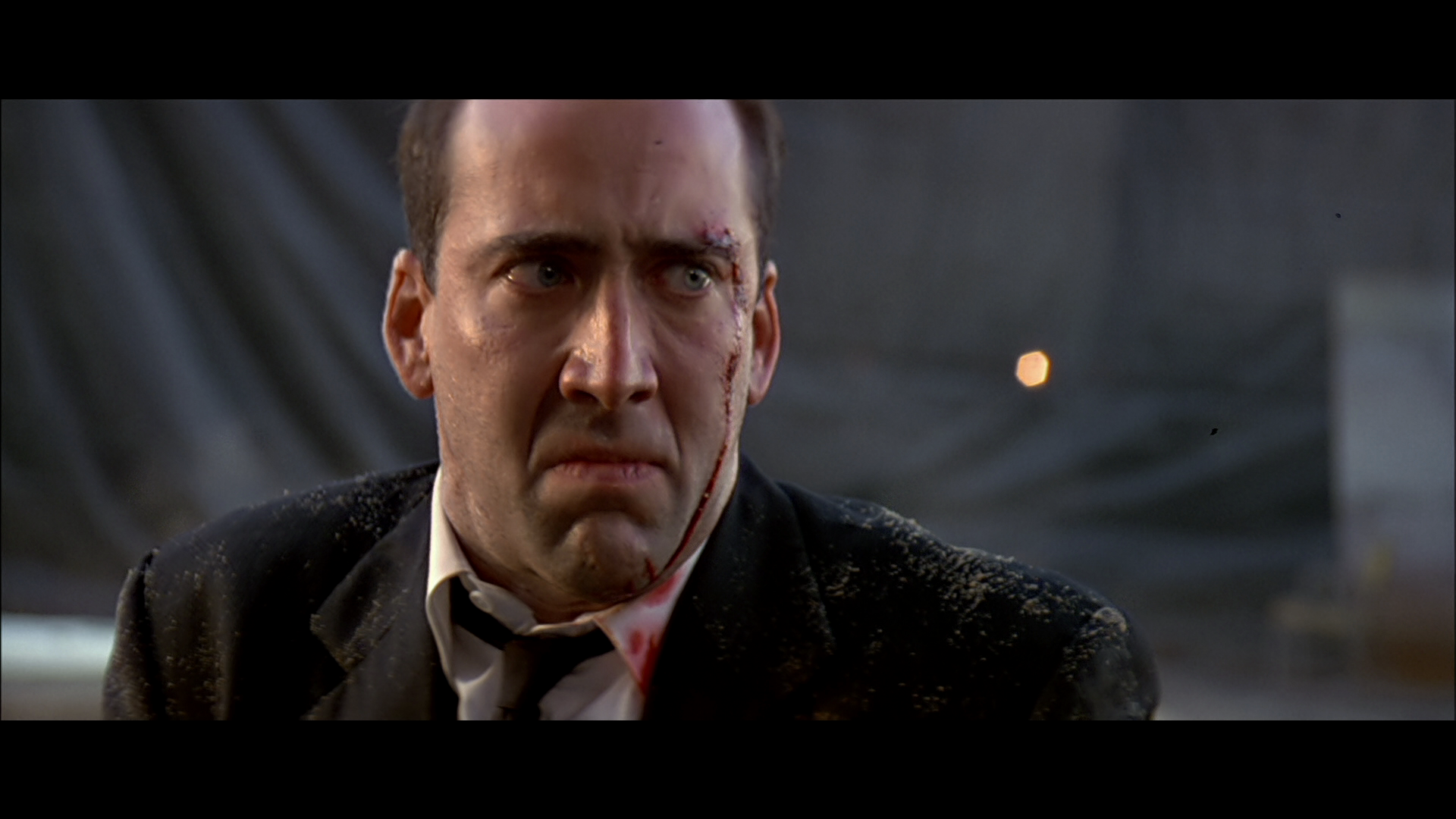 Nicolas Cage Face Off No Face I Talked To One...