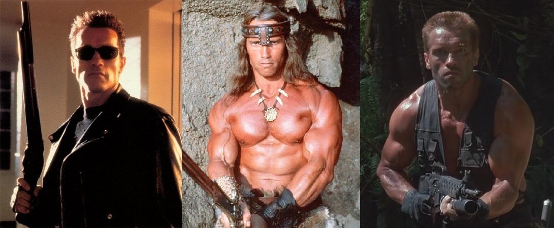 The Great Debates Arnold Schwarzenegger Or Sylvester Stallone THE