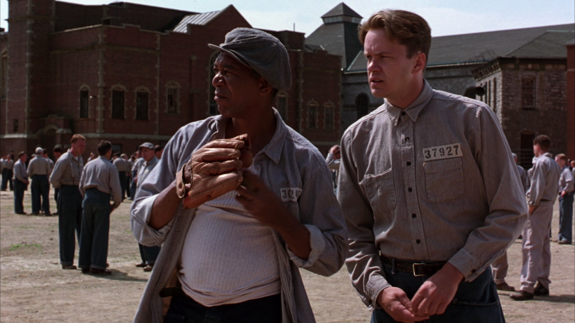 shawshank redemption camera angles Essay the shawshank redemption for my film essay/term paper: the shawshank redemption a low angle shot of the old man the camera gently slows to a.