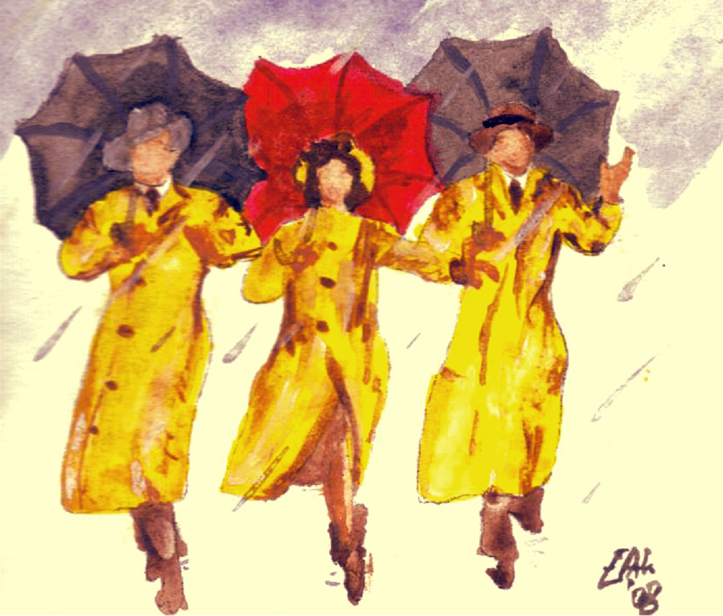Movies That Everyone Should See Singin In The Rain Fogs