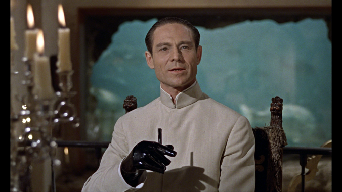 SECOND POST - JANUARY 21, 2013 - WHY CINEMA'S BEST VILLAINS ARE BRITISH 1