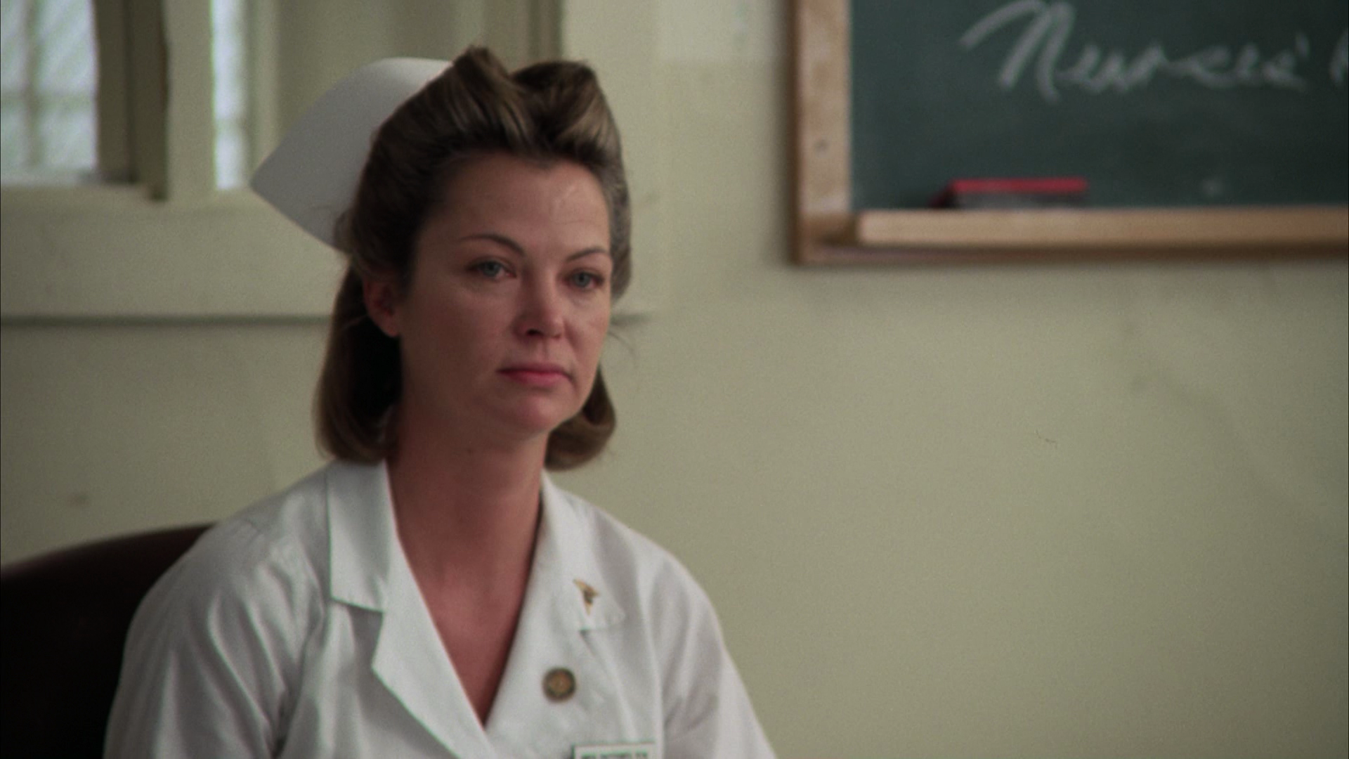 nurse ratched essay One powerful, one small, this is the base of the biblical story david and goliath the story, in which a not so strong hero takes down a strong and powerful leader, is much like mcmurphy and nurse ratched in one flew over the cuckoo's nest.