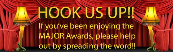2012 MAJOR Awards HUU Banner