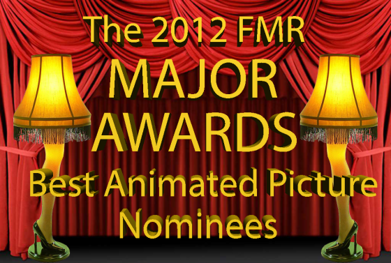 Best Animated Picture Nominees