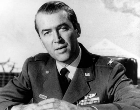 "Colonel James M. ""Jimmy"" Stewart"