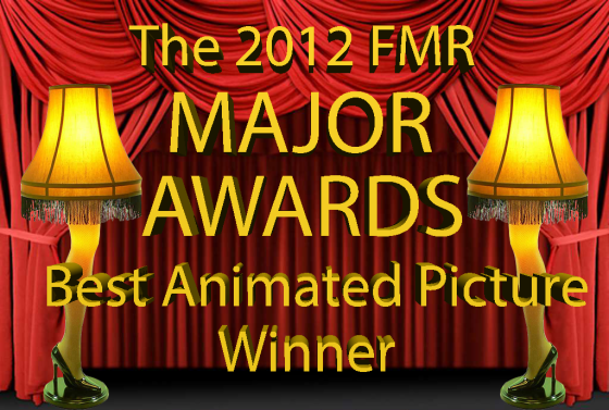 Best Animated Picture Winner