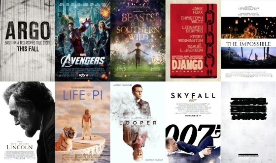 Best Picture Nominees