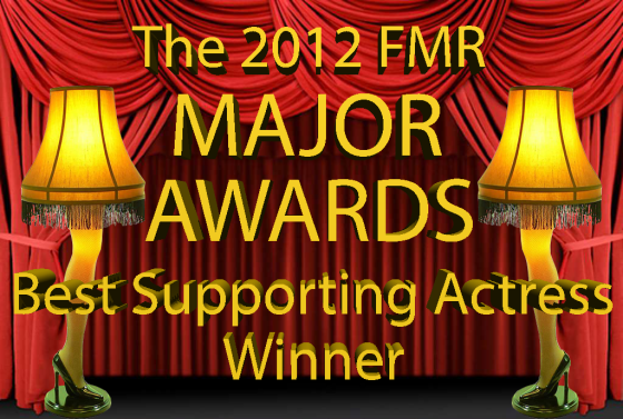 Best Supporting Actress Winner