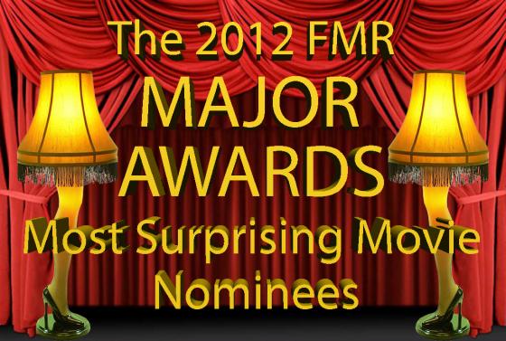 Most Surprising Movie Nominees