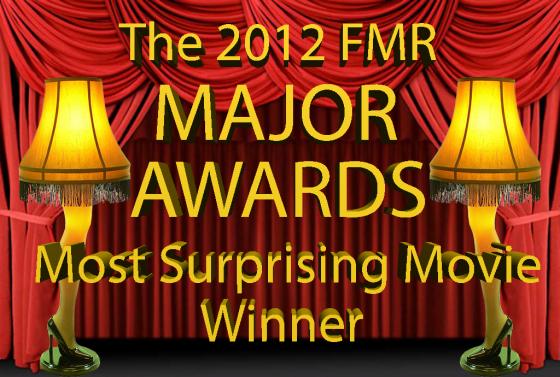 Most Surprising Movie Winner