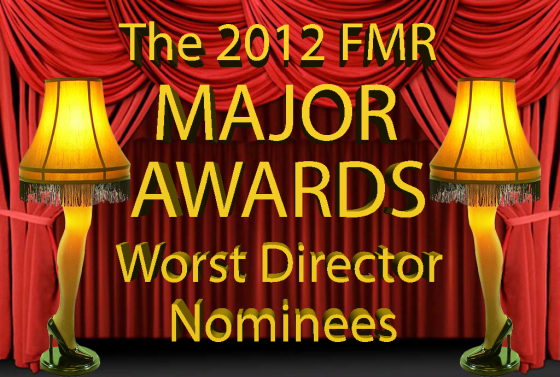 Worst Director Nominees