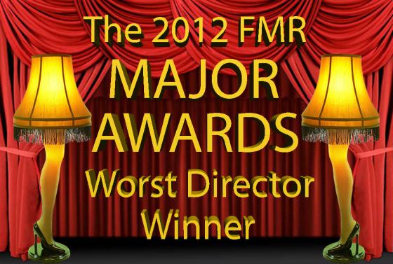 Worst Director Winner