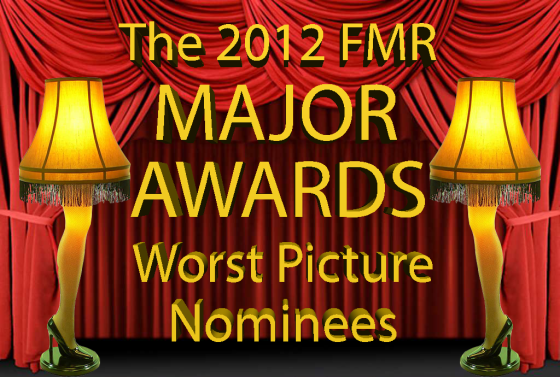 Worst Picture Nominees