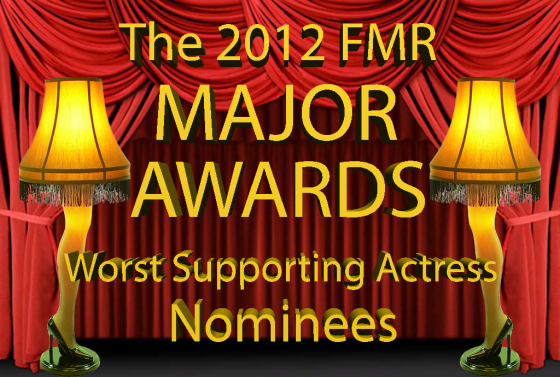 Worst Supporting Actress Nominees