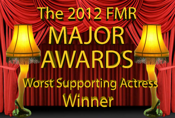 Worst Supporting Actress Winner