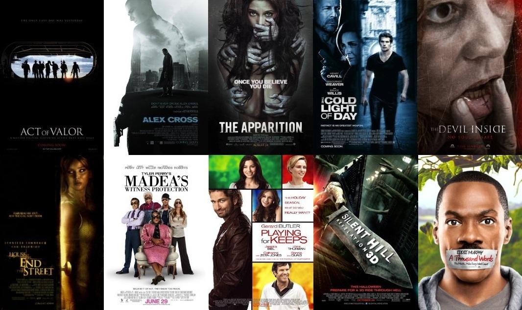 Bad Movies « Fogs' Movie Reviews