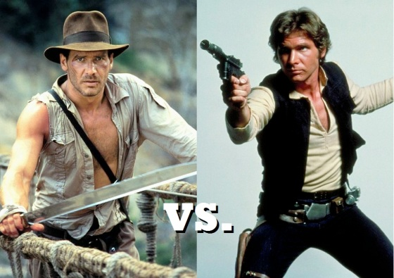 Indy vs Han