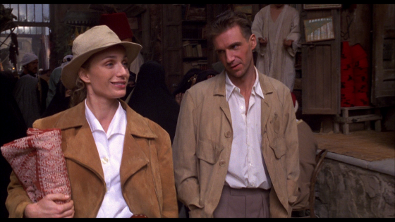 English Patient Bazaar scene