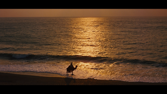 Lawrence_Of_Arabia_at_the_Sea