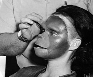 Ape Makeup