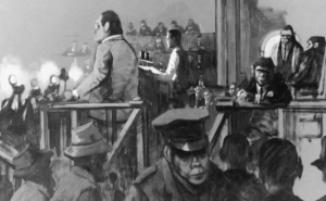 Planet of the Apes Concept Art