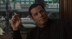 get shorty Travolta
