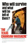 Texas Chain Saw Massacre 1974 Poster